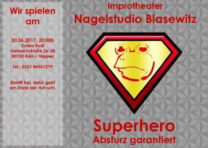 Superhero rot