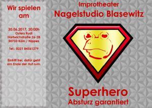 Superhero rot hell